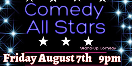 Comedy All Stars ( Stand-p Comedy ) Montreal Comedy Club tickets