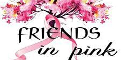 Friends in Pink, Inc. Virtual Walk! tickets