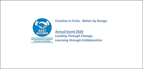 East Accord 2020 Event  - BOOK ONLY 1 KEYNOTE plus 1 WORKSHOP PER DAY tickets
