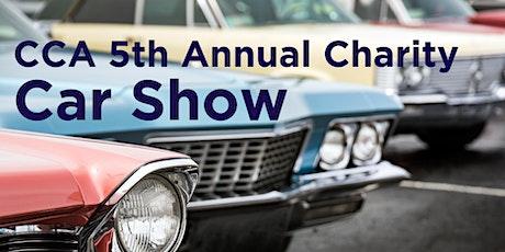 5th Annual Charity Car Show tickets