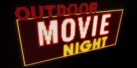 Late Night Outdoor Movie tickets