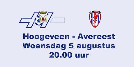 Hoogeveen - Avereest tickets