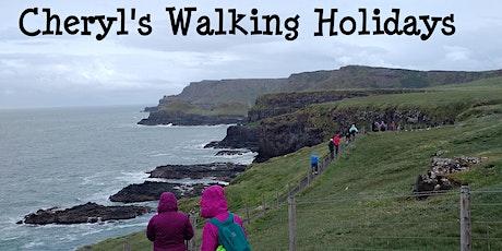 Gathering & Presentation for 2021 Walking Holidays - Newfoundland & Ireland tickets