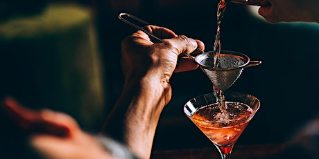 Luxury Virtual Happy Hour with Award-Winning Mixologist tickets