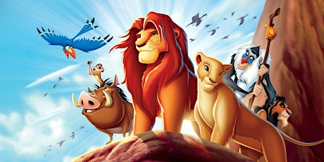 The Lion King (1994) The Kingsway Open Air Cinema tickets