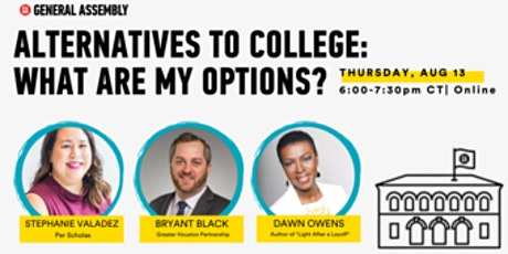 Alternatives to College: What Are My Options? tickets