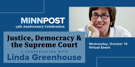 Justice, Democracy & the Supreme Court: A Conversation w/ Linda Greenhouse tickets