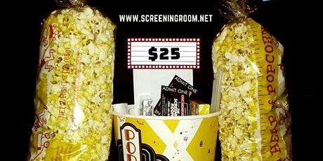 Screening Room Take-Out Package (Pick up on  Fri Aug 7) tickets