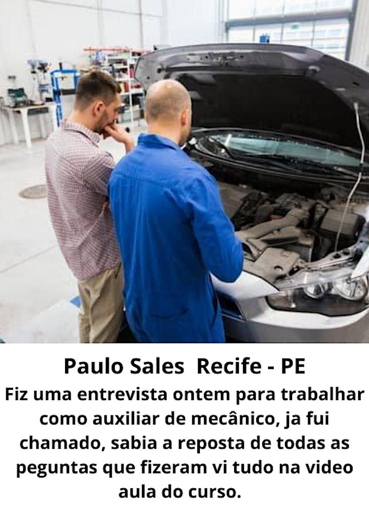 Imagem do evento Curso de mecânica automotiva em Belém