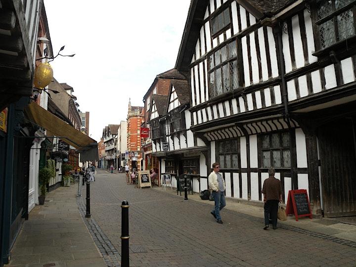 Ian Jelf's (Virtual) Tour of Worcester image