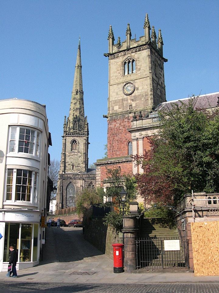 Ian Jelf's (Virtual) Tour of Shrewsbury image