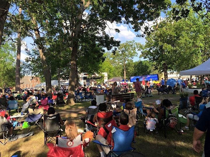 11th Annual Bob Sykes BBQ & BLUES Festival image