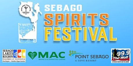 Sebago Spirits Festival 2020 tickets