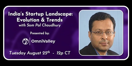 India's Startup Landscape: Evolution and Trends tickets