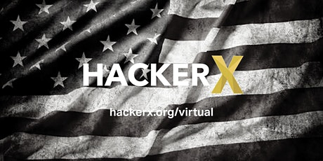 HackerX - Military Veterans (Full-Stack) 11/10 (Virtual) tickets