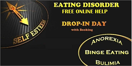 FREE 1Hour Session:Eating Disorder Help For You(Sufferer) & Loved ones tickets