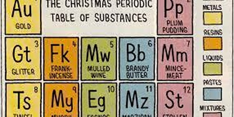 The Periodic Christmas Dinner Table tickets
