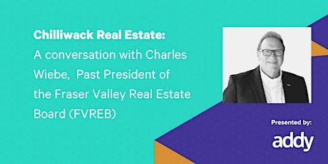 Webinar | Chilliwack Real Estate tickets
