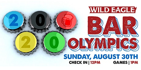 "Wild Eagle Saloon 2020 ""Bar Olympics"" tickets"