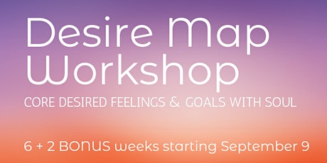 Clarity & Alignment: An 8-Week Desire Map Workshop tickets