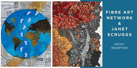 Fibre Art Network & Janet Scruggs Artist Reception at the KAC tickets