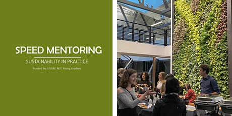 Speed Mentoring: Sustainability in Practice tickets