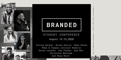 BRANDED STUDENT CONFERENCE 2020 tickets