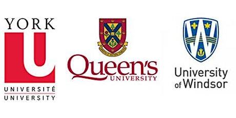 Indus Bangalore   -  Ontario Universities information session tickets