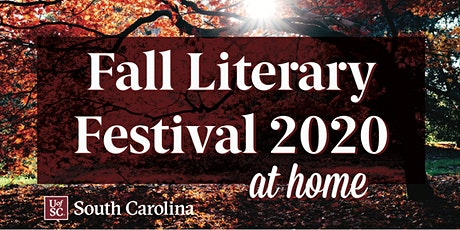 Fall Literary Festival 2020 tickets