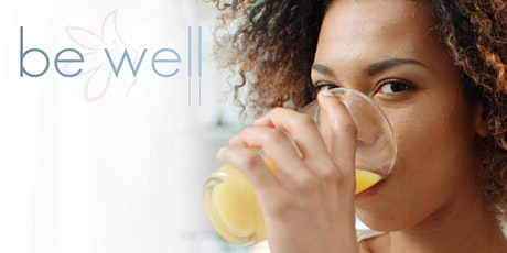 Copy of Be Well: Immunity Boost through Nutrition Counseling tickets