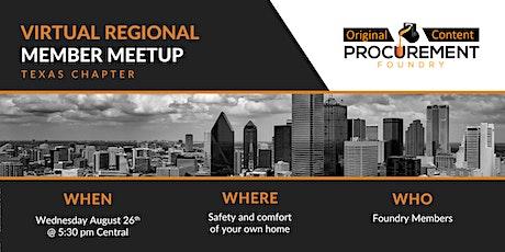 Virtual Member Meet up Texas tickets