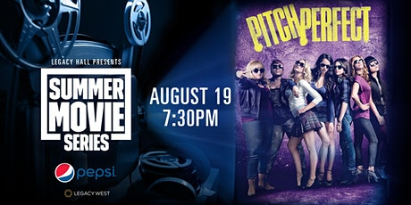 Pepsi Summer Movie Series: Pitch Perfect tickets