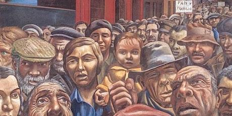 Curso Latinoamérica al sur del Sur, Antonio Berni y la lucha social entradas