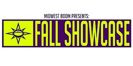BOOM Fall High School Showcase (Saturday - Skill Positions Only) tickets