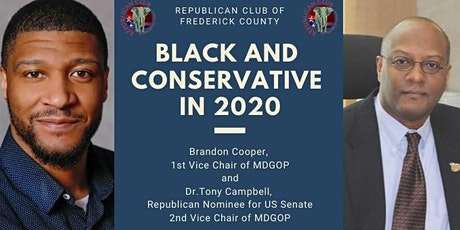 Black & Conservative in 2020! tickets