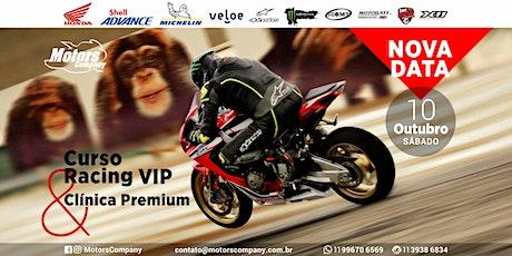 Curso de Pilotagem Racing e Clínica - VELOCITTÀ ingressos