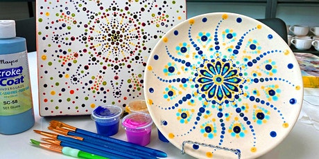 Mandala Dot Painting tickets