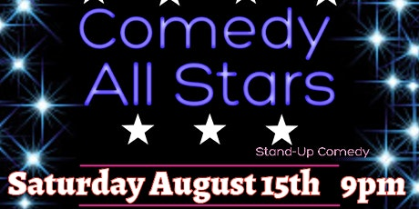 Comedy All Stars  ( Stand-Up Comedy ) Montreal Comedy Club tickets