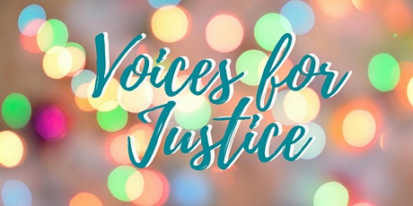 Voices for Justice tickets