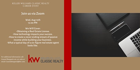 Keller Williams Classic Realty Career Event tickets