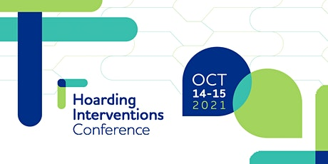 Hoarding Interventions Conference tickets