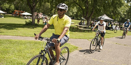 Bike With A Ranger: Harriet Island tickets