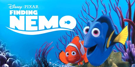 Finding Nemo (2003) The Kingsway Open Air Cinema tickets