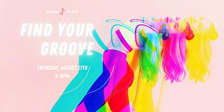 Find Your Groove tickets