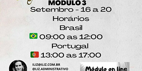 FORMAÇÃO INTERNACIONAL PSICOGENEALOGIA EVOLUTIVA - MÓDULO 3 - ON LINE ingressos