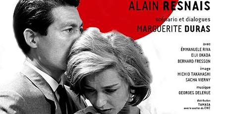 """Online Ciné Canapé + French discussion """"Hiroshima mon amour"""" tickets"""
