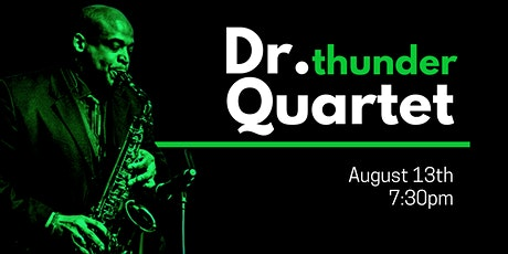 Dr. Thunder Wallace Quartet at The Blue Velvet Room tickets