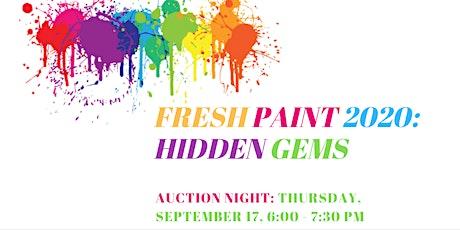 Fresh Paint 2020: Hidden Gems tickets
