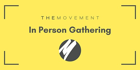 In-Person Gathering tickets