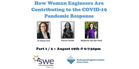 How Womxn Engineers Are Contributing to the COVID-19 Pandemic Response tickets